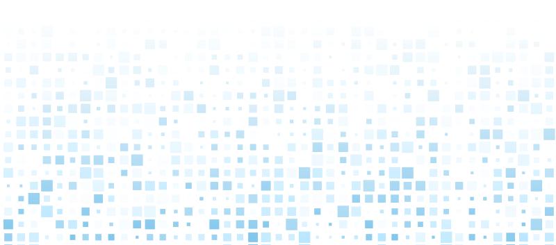 Hintergrund blaue Quadrate